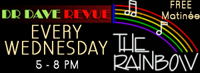 Every Wednesday at The Rainbow