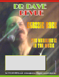 Dr Dave Revue Vertical Poster